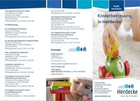 Download Flyer Kinderbetreuung.